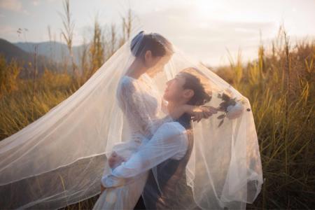 拍婚纱照不会笑怎么办 甜到掉牙的微笑绝招