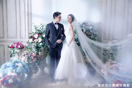 韩式新娘婚纱照 韩式婚纱照特点