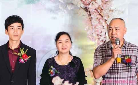 父母的新婚贺词大全 结婚父母贺词大全
